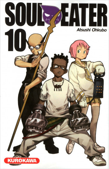 Soul Eater - tome 10