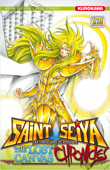 Saint Seiya - Les Chevaliers du Zodiaque  - The Lost Canvas - La Légende d'Hadès - Chronicles - tome 13
