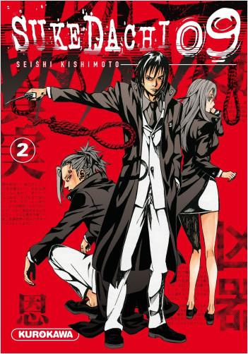 Sukedachi Nine - tome 02