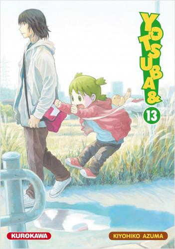 Yotsuba & ! - tome 13