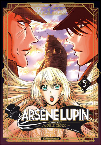 Arsène Lupin - tome 05