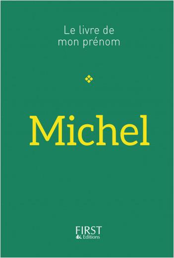 Le Livre de mon prénom - Michel