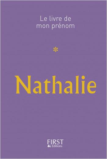Le Livre de mon prénom - Nathalie
