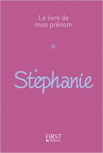 Le Livre de mon prénom - Stéphanie 18