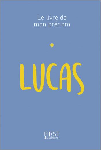 29 Le Livre de mon prénom - Lucas