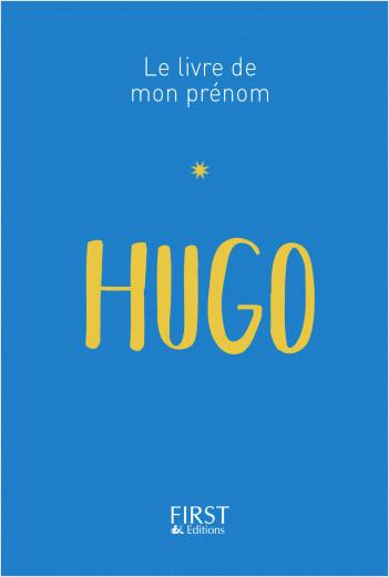 Le Livre de mon prénom - Hugo