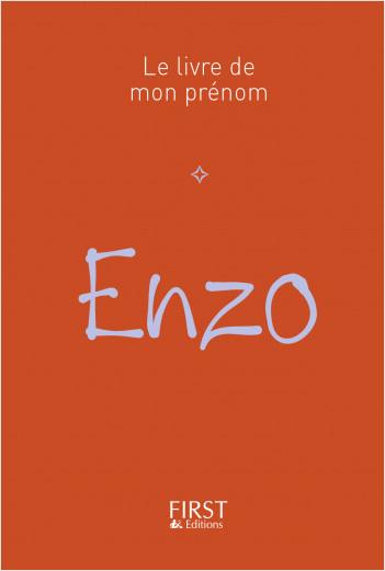 34 Le Livre de mon prénom - Enzo