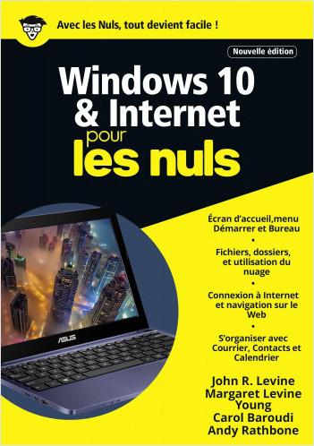 Windows 10 et Internet pour les Nuls mégapoche, 2e édition