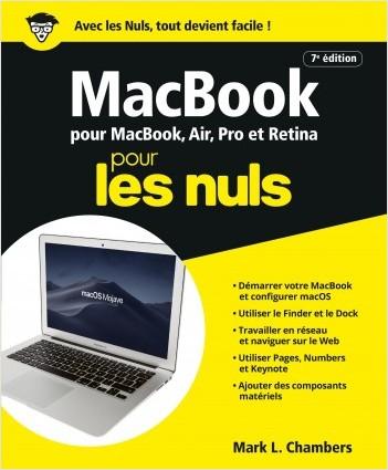 MacBook 7e Pour les Nuls