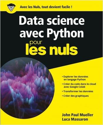 Python pour la Data science Pour les Nuls
