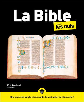La Bible pour les Nuls, grand format, 2e éd.