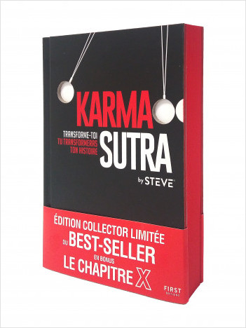 KARMA SUTRA édition collector et limitée