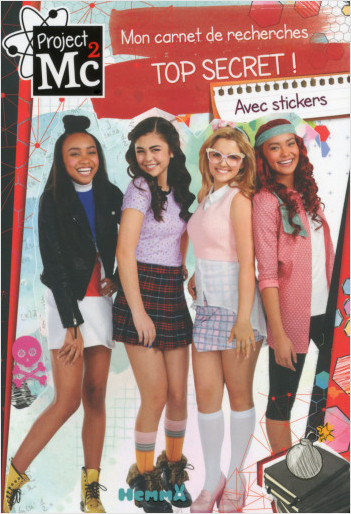 Project MC2 - Mon carnet de recherches top secret!