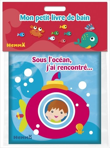 Sous l'océan, j'ai rencontré…