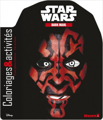 Disney Star Wars - Darth Maul - Coloriages & activités