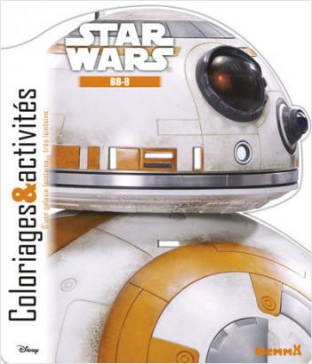 Disney Star Wars - BB8 - Coloriages & activités