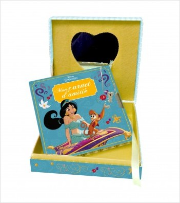 Disney Princesses - Mon coffret secret (Jasmine)