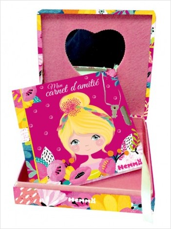 Mon coffret secret - Girly