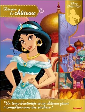 Disney Princesses - Décore le château (Jasmine)