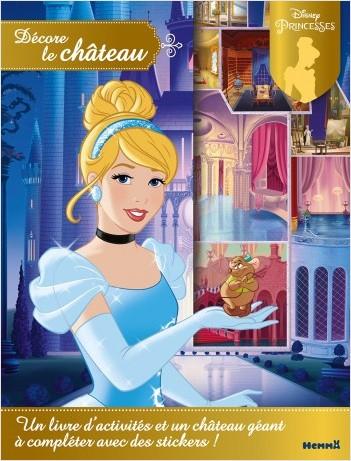 Disney Princesses - Décore le château (Cendrillon)