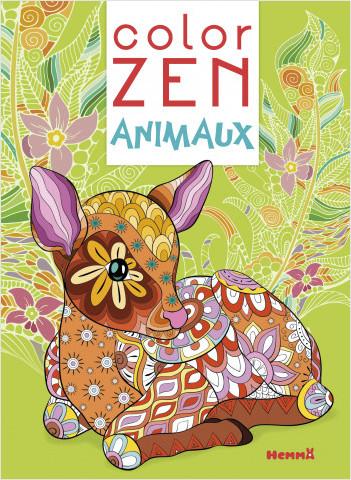 Color Zen - Animaux (Faon)