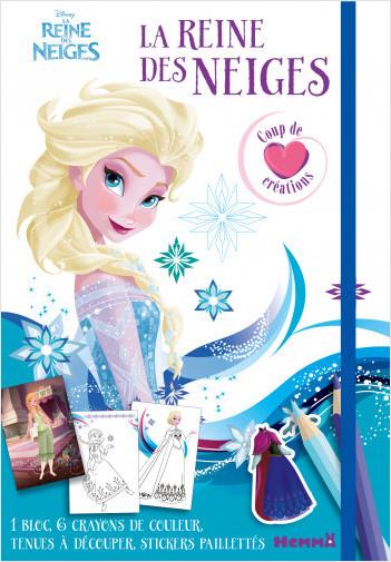 Disney La Reine des Neiges - Coup de coeur créations