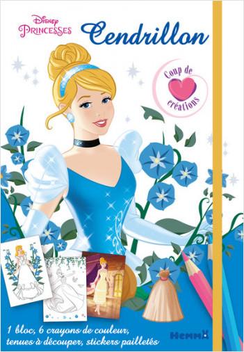Disney Princesses - Cendrillon - Coup de coeur créations
