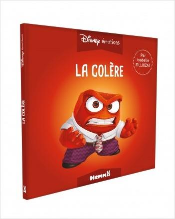 Disney Émotions - Vice Versa - La Colère - Lecture album enfant - Avec Isabelle Filliozat - Dès 4 ans