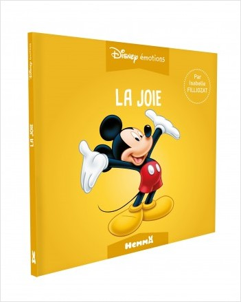 Disney émotions - Mickey - La joie