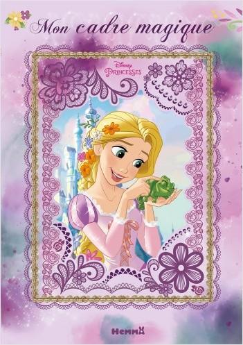 Disney Princesses - Mon cadre magique