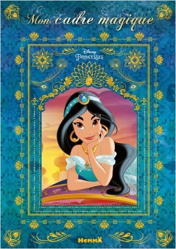 Disney Aladdin - Mon cadre magique - Jasmine
