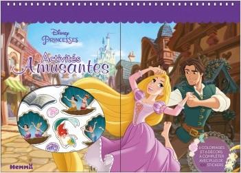 Disney Princesses - Activités amusantes