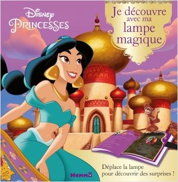 Disney Princesses - Je découvre avec ma lampe magique (Jasmine)