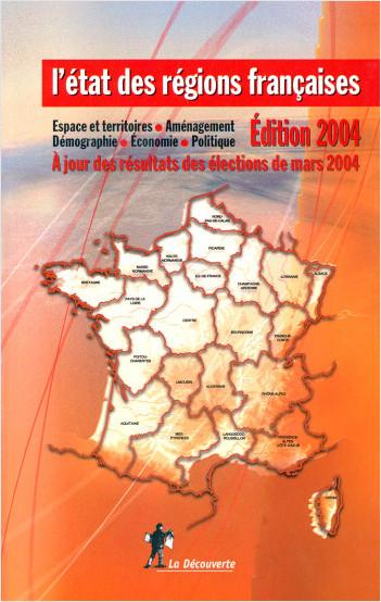L'état des régions françaises 2004