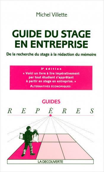 Guide du stage en entreprise