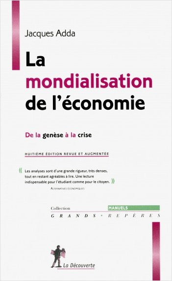 La mondialisation de l'économie