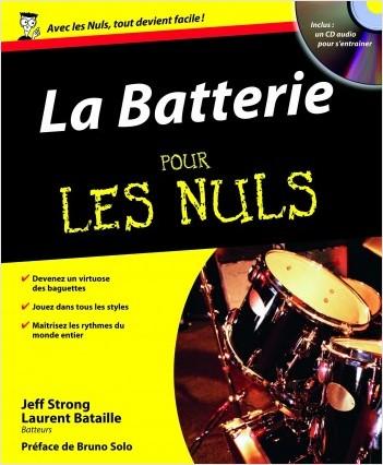La Batterie Pour les Nuls