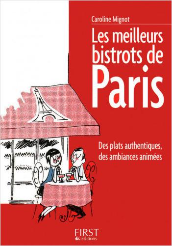 Petit livre de - Les meilleurs bistrots à Paris