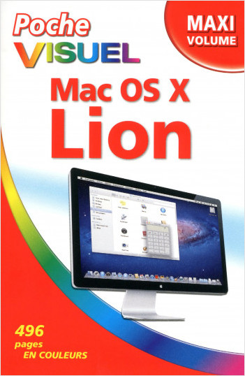 Poche Visuel OS X Lion - Maxi volume