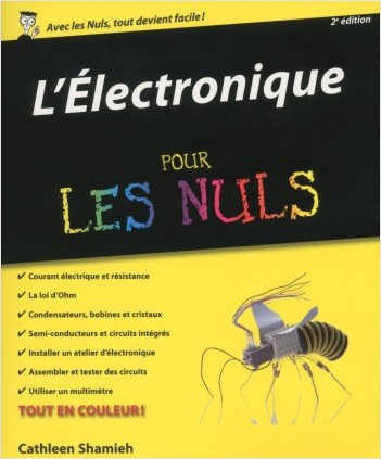 L'Électronique pour les Nuls, 2e