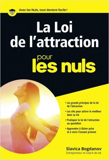 La Loi de l'attraction pour les Nuls poche