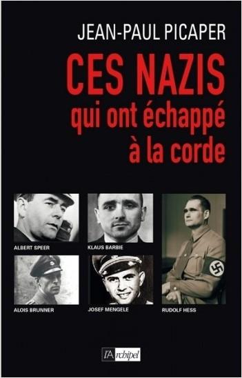 Ces nazis qui ont échappé à la corde