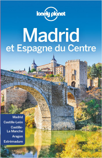 Madrid et Espagne du Centre - 5ed