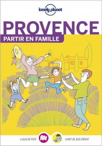 Provence - Partir en famille - 1ed