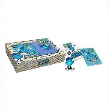 Les Smileys - Coffret - Cool Carl - Deux livres et une figurine cadeau - Dès 6 ans