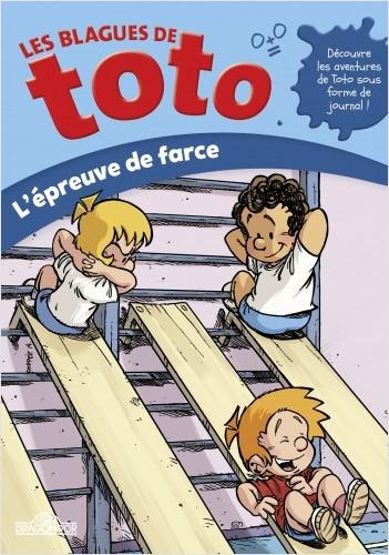 Les Blagues de Toto - L'Épreuve de farce - Lecture roman jeunesse - Dès 7 ans