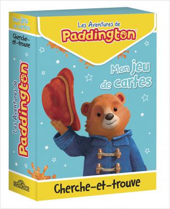 Paddington – Mon jeu de cartes – De 2 à 4 joueurs – 50 cartes – Dès 3 ans