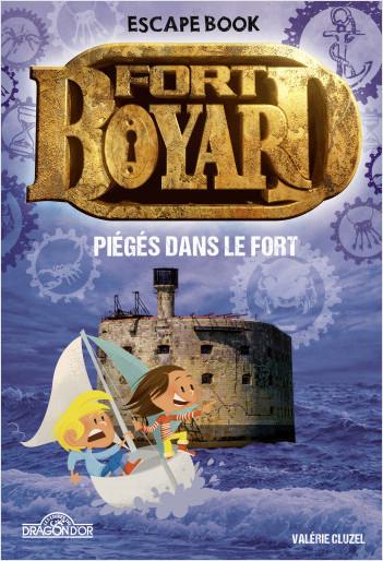 Fort Boyard – Escape book 3 – Livre-jeu avec énigmes – Dès 8 ans