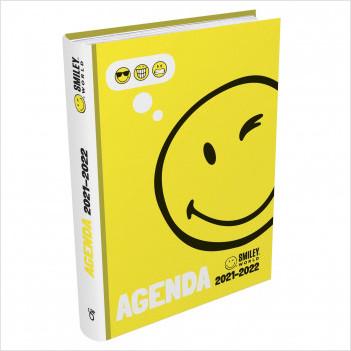 Smiley – Agenda 2021-2022 – Avec des blagues – Dès 7 ans