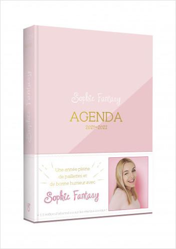 Sophie Fantasy – Agenda 2021-2022 – Avec des stickers, des conseils et des photos inédites – Dès 8 ans